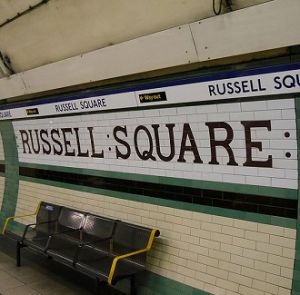 Russell_Square - St Athans Hote