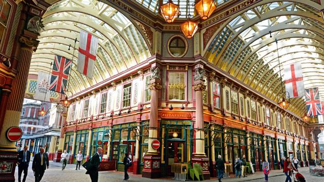Harry Potter's London